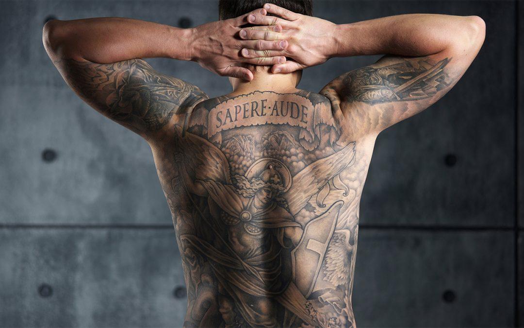 Tatuaggio? No grazie!