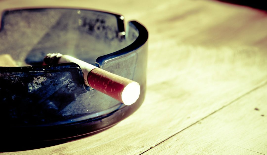 Il tabagismo è un fattore di rischio nello sviluppo della Psoriasi