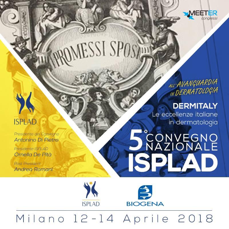 Convegno Nazionale ISPLAD 2018