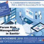 13° Forum Risk Management in Sanità.