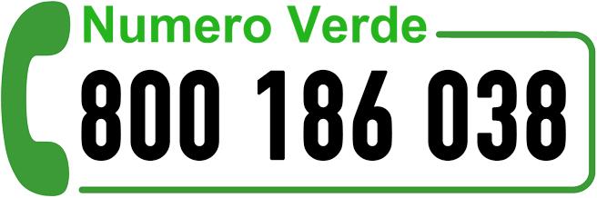 Numero Verde AON